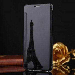 Samsung Galaxy J7 Plus Flip Mirror Cover Black compressor 1 300x300 compressor
