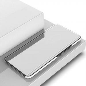 Vivo V11 Pro Flip Clear View Standing Cover Oppo Silver compressor 1