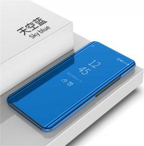 Xiaomi Mi A2 Lite Clear View Standing Cover Hard Case Blue 1