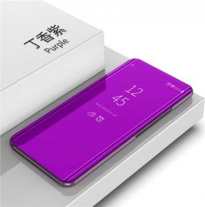 Xiaomi Mi A2 Lite Clear View Standing Cover Hard Case Purple