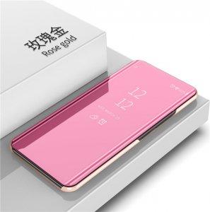 Xiaomi Mi A2 Lite Clear View Standing Cover Hard Case Rose Gold