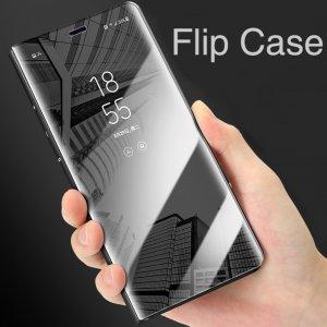 Xiaomi Redmi S2 Clear View Standing Cover Case 1