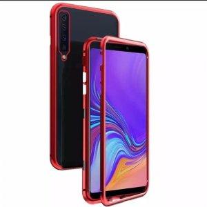 magnetic 2 in 1 samsung a9 2018 Merah