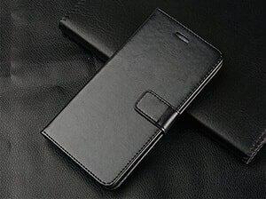 Luxury Leather case for Sony Xperia Z Z1 Z2 Z3 Z4 Z3 Z5 black min