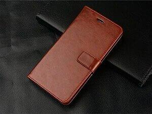 Luxury Leather case for Sony Xperia Z Z1 Z2 Z3 Z4 Z3 Z5 brown min