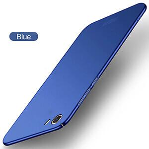 Vivo Y69 Baby Skin Ultra Thin Hard ase Blue