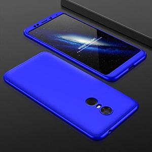 1 Case For Xiaomi Redmi 5 5 Plus Cover Original Protective Phone Housing Couqe Hard PC 360 min