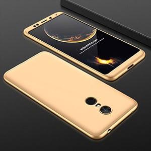 2 Case For Xiaomi Redmi 5 5 Plus Cover Original Protective Phone Housing Couqe Hard PC 360 min
