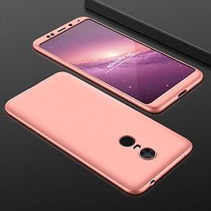 5 Case For Xiaomi Redmi 5 5 Plus Cover Original Protective Phone Housing Couqe Hard PC 360 min
