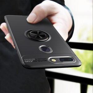 For Xiaomi mi 8 lite Case For Xiaomi mi8 lite Cover Car Holder soft silicone Magnetic 3