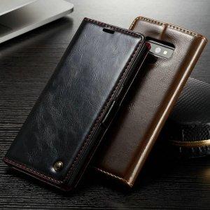 0 Flip book case For Samusng Galaxy S 8 9 Plus S 4 5 6 7 edge