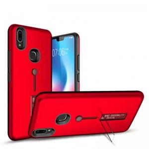 0 Luxury Anti Shock Holder Stand Phone Case For Vivo X21 X21 UD X9 V9 V5 V5Lite 1
