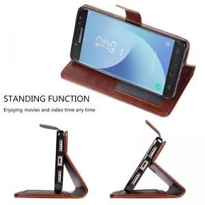 1 Leather Phone Case For Samsung Galaxy J3 J5 J7 Neo J701 2017 J5 J7 J2 Prime 1