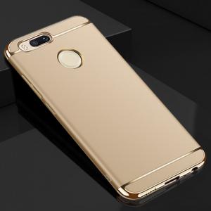 1 YUETUO luxury hard plastic phone back etui coque cover case for xiaomi mi 5x mi5x mi