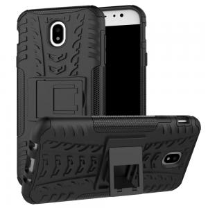 2 BYHeYang Heavy Duty Armor Shockproof Slim Case for Samsung Galaxy J7 2017 EU J7 Pro J730