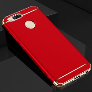 2 YUETUO luxury hard plastic phone back etui coque cover case for xiaomi mi 5x mi5x mi