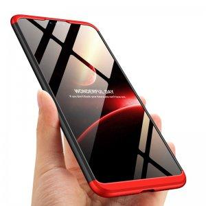 3 in 1 Plastic Hard 360 Full Protection Case Xiaomi Mi 8 Lite Mi 8 Mi8 1