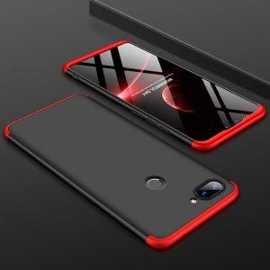 3 in 1 Plastic Hard 360 Full Protection Case Xiaomi Mi 8 Lite Mi 8 Mi8 2