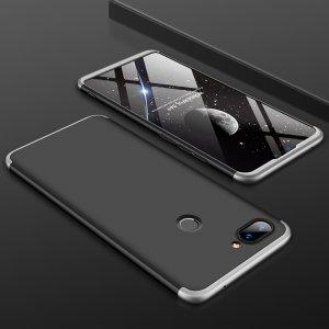 3 in 1 Plastic Hard 360 Full Protection Case Xiaomi Mi 8 Lite Mi 8 Mi8 3