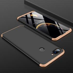 3 in 1 Plastic Hard 360 Full Protection Case Xiaomi Mi 8 Lite Mi 8 Mi8 5