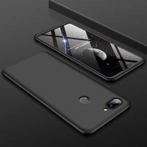 3 in 1 Plastic Hard 360 Full Protection Case Xiaomi Mi 8 Lite Mi 8 Mi8 6