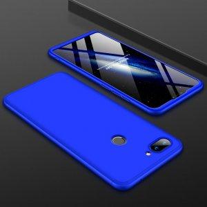 3 in 1 Plastic Hard 360 Full Protection Case Xiaomi Mi 8 Lite Mi 8 Mi8 7