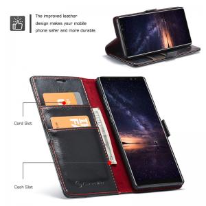 3 Flip book case For Samusng Galaxy S 8 9 Plus S 4 5 6 7 edge