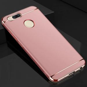 3 YUETUO luxury hard plastic phone back etui coque cover case for xiaomi mi 5x mi5x mi