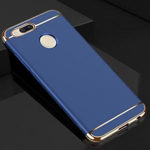 4 YUETUO luxury hard plastic phone back etui coque cover case for xiaomi mi 5x mi5x mi