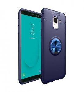 Case iring invisible Samsung J6 2018 Navy