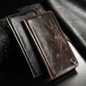 Flip Leather Caseme C9 Pro head 3