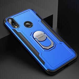 GKK Original Case for Xiaomi Redmi Note 6 7 pro Case Armor With Finger Ring Hard 1 min