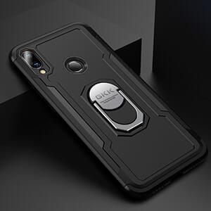 GKK Original Case for Xiaomi Redmi Note 6 7 pro Case Armor With Finger Ring Hard 2 min