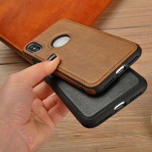 Luxury Premium Leather Case iPhone XS Max
