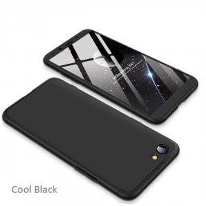 full Armor Matte Hard Case Oppo F1s Black