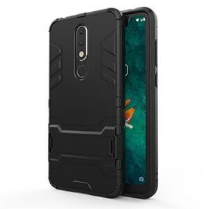 For Nokia X5 Iron Man Armor Protection Phone Case for Nokia X5 Phone Drop Protection Case 0 min