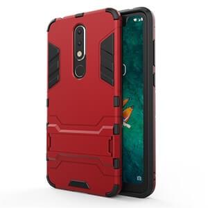 For Nokia X5 Iron Man Armor Protection Phone Case for Nokia X5 Phone Drop Protection Case 5 min