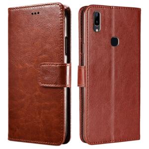 Vivo V11 Flip Leather Wallet Cover7