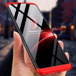 0 3 in 1 360 Hard Luxury Case For ASUS Zenfone Max Pro M2 ZB633KL ZB631KL M1