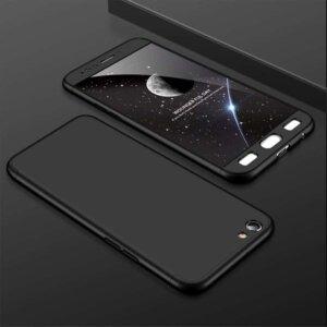 0 360 Full Protection Case For Oppo F3 Slim Hard PC Plastic 3 In 1 Back Cover