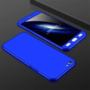 1 360 Full Protection Case For Oppo F3 Slim Hard PC Plastic 3 In 1 Back Cover