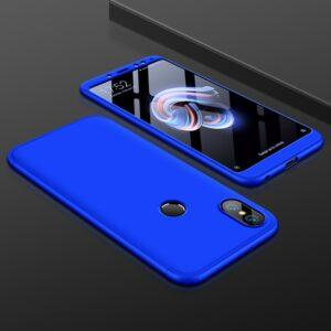 1 Accessories Case For Xiaomi Redmi Note 5 Case 3 In 1 Phone Housing Hard PC 360
