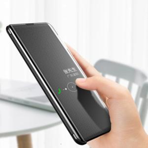 1 Smart Mirror Flip Case For Samsung Galaxy S8 S9 S10 Plus S10e S7 Edge Note 8