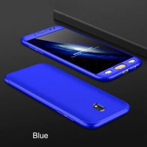 2 360 Degree Full Protection Cases For Samsung Galaxy J7 J5 J3 2017 J2 J4 J6 A6