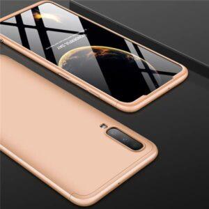 2 Fashion 360 Full Body Hard Hybrid Plastic Phone Case For Samsung Galaxy M10 M20 M30 A10