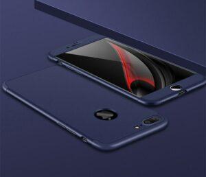 2 Luxury Slim Hybrid Shockproof Armor Case for iPhone 7 6 6s Plus Hard Thin Capa 360