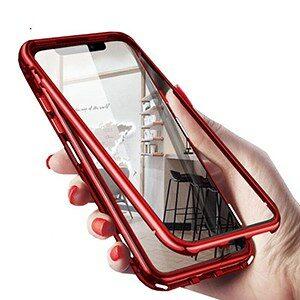 2 Original for xiaomi cc9 case Magnetic Adsorption Metal Case for xiaomi 8 9 8 9 se