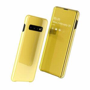 2 Smart Clear View Flip Case for Samsung A30 A50 A70 2019 S10 S9 S8 Plus S10e