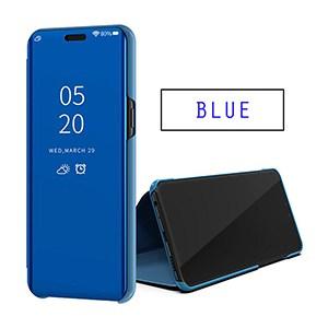 2 Touch Flip Case For Samsung A10 A20 E A30 A50 A70 A40 A60 A80 A90 M10 3