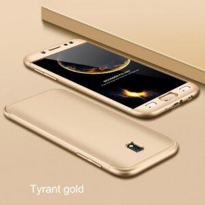 3 360 Degree Full Protection Cases For Samsung Galaxy J7 J5 J3 2017 J2 J4 J6 A6